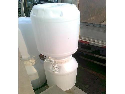 吉林50升圆塑料桶