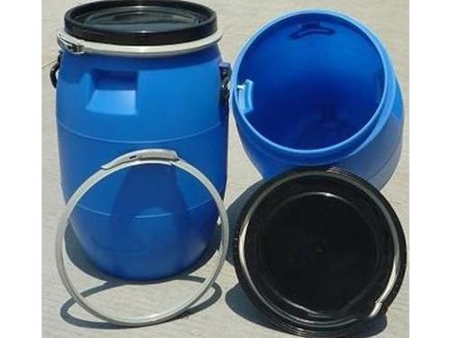 黑龙江60L塑料包箍桶
