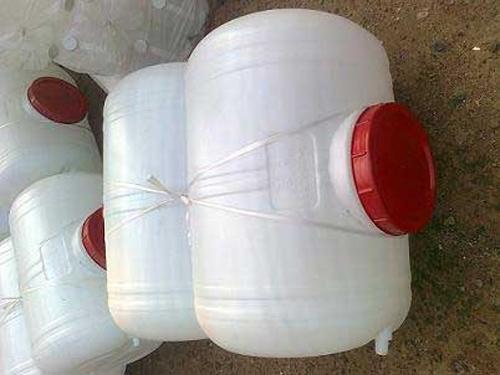 洗澡专用100升塑料桶