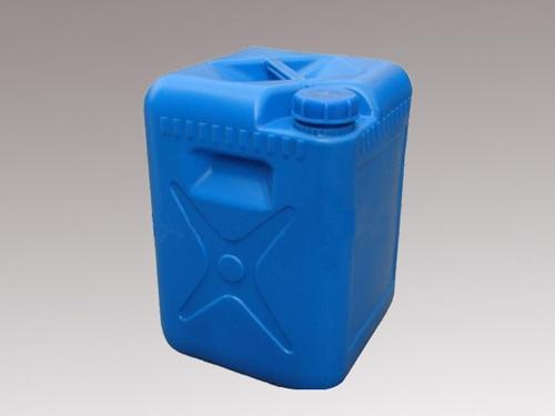 对角方型20升塑料桶